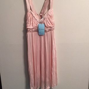 Marciano party Dress Sleeveless NWT size M.